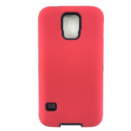 Coque Antichoc Rouge Samsung Galaxy S5
