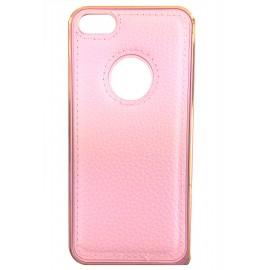 Coque bumper haut de gamme iPhone 5/5S Rose