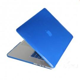 Coque Crystal Bleu foncé Macbook Pro Retina 13