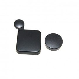 Cache objectif pour caméra GoPro et cache objectif pour boîte étanche