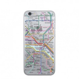 Coque Metropolitan Paris iPhone 6/6S