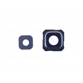 Lentille caméra arrière Samsung Galaxy S6 Edge Plus Noir