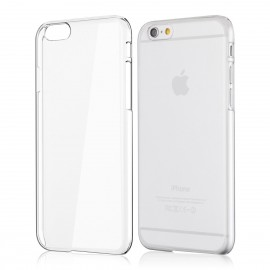 Coque silicone translucide iPhone 6 Plus / 6S Plus