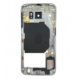 Châssis central Samsung Galaxy S6 Noir