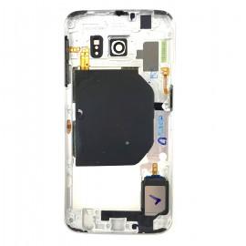 Châssis central Samsung Galaxy S6 Blanc