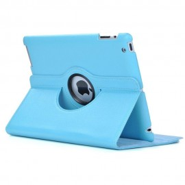 Etui 360° Bleu Ciel iPad Pro