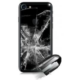Film de protection arrière en verre trempé iPhone 7 Plus