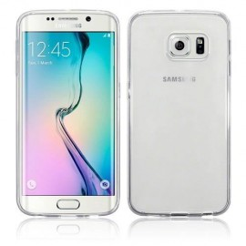 Coque cristal Samsung Galaxy S6 transparente