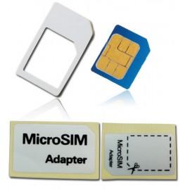 Adaptateur micro Sim