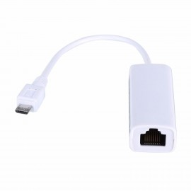 Adaptateur Ethernet vers Micro USB