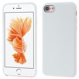 Coque cristal blanc iPhone 7