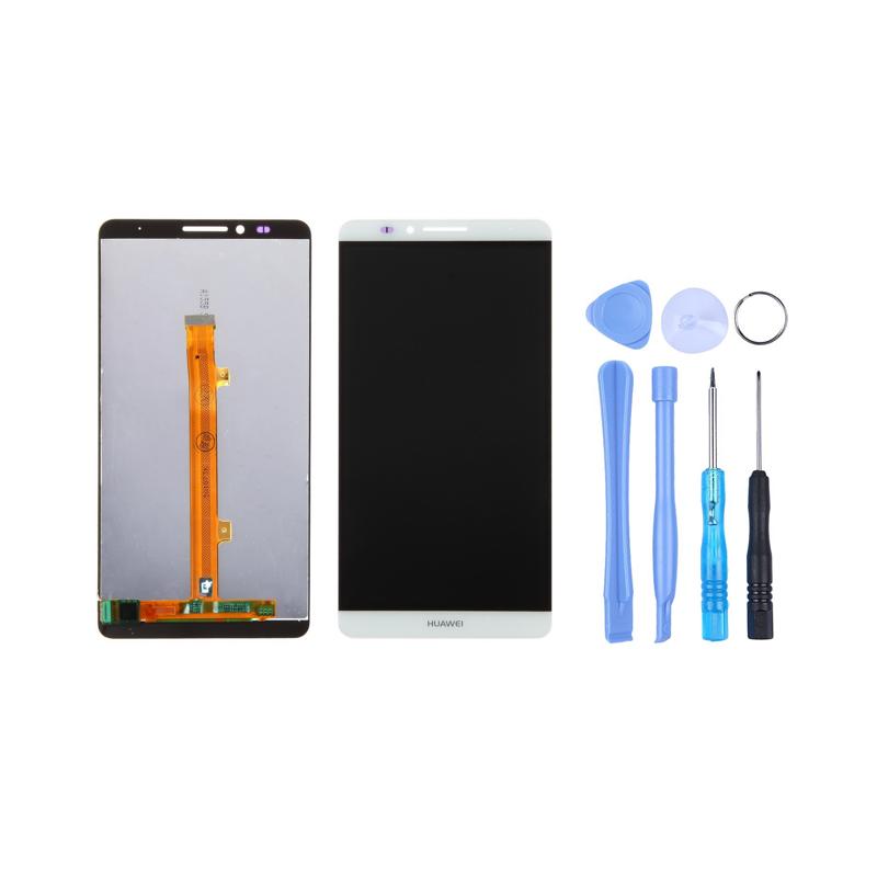 ecran ascend huawei mate 7 blanc outils tout pour phone. Black Bedroom Furniture Sets. Home Design Ideas