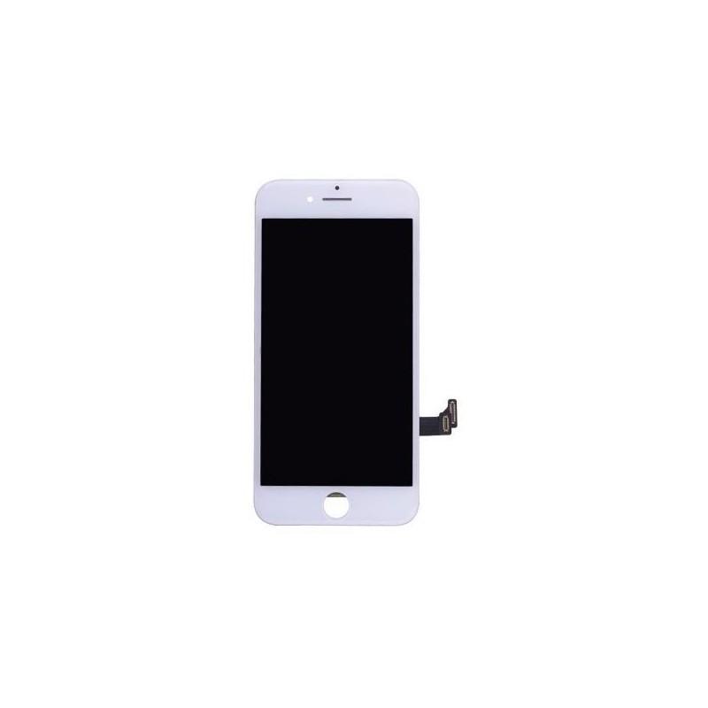 Kit complet r paration cran iphone 7 blanc tout pour phone for Photo ecran avec iphone 7