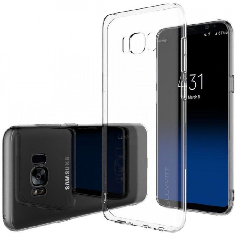 coque silicone transparente samsung galaxy s8 plus tout. Black Bedroom Furniture Sets. Home Design Ideas