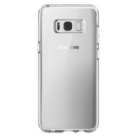 Coque silicone transparente Samsung Galaxy S8 Plus