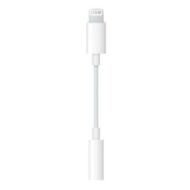 Adaptateur original Apple Lightning vers prise jack (3,5mm)