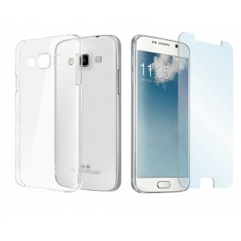 "Pack ""Cristal protect"" Galaxy S6"