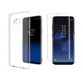 "Pack ""Cristal protect"" Galaxy S8"