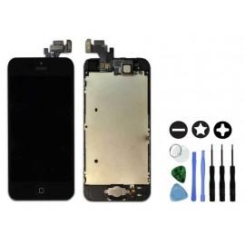 Ecran complet iPhone 5 Noir + Outils