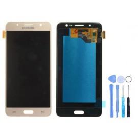 Ecran Samsung Galaxy J5 2016 Or + Outils