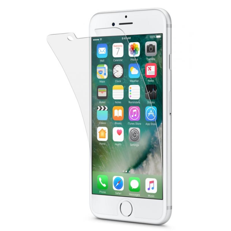 film protection cran en verre tremp iphone 8 plus tout pour phone. Black Bedroom Furniture Sets. Home Design Ideas
