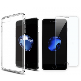 """Pack """"shock protect"""" iPhone 8"""