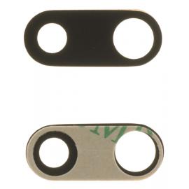 Lentille caméra arrière + adhésif iPhone 7 Plus / 8 Plus