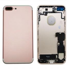 Coque arrière complète iPhone 7 Plus Rose
