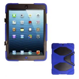 Coque anti-choc iPad 5 Bleu foncé