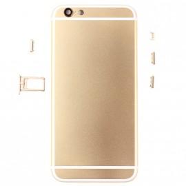 Coque arrière de remplacement iPhone 6S Or