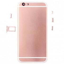 Coque arrière de remplacement iPhone 6S Or Rose