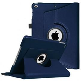 "Etui cuir 360° iPad Pro 9.7"" Bleu foncé"