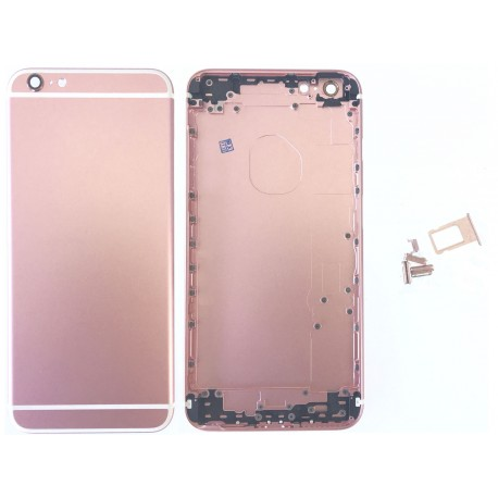 coque arriere de remplacement iphone 6s plus or rose