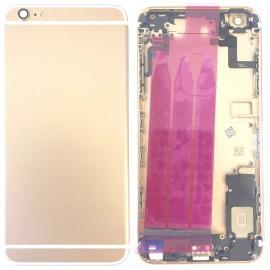 Coque arrière complète iPhone 6s Plus Or