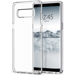 Coque cristal Samsung Galaxy Note 8 Transparente