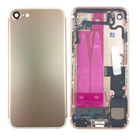 Coque arrière complète iPhone 7 Rose