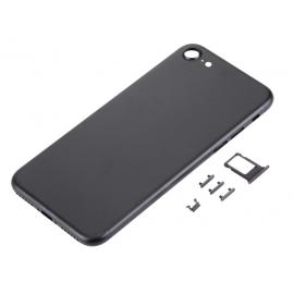 Coque arrière de remplacement iPhone 7 Noir