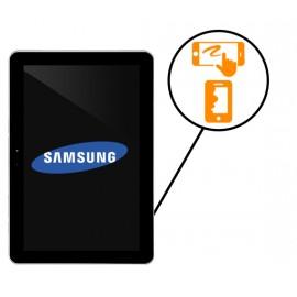 Remplacement vitre tactile et écran LCD Samsung Tab