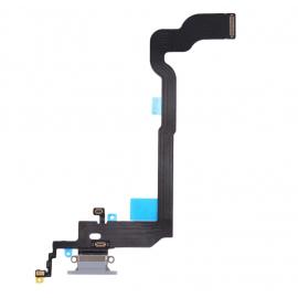 Connecteur de charge blanc iPhone X