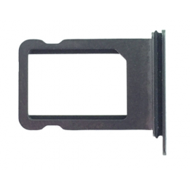 Tiroir SIM iPhone X noir
