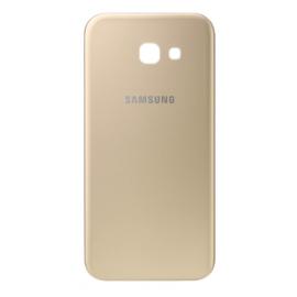 Vitre arrière Samsung Galaxy A3 2017 Or