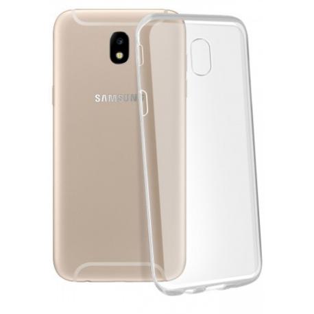 Coque rigide transparente Samsung Galaxy J5 2017