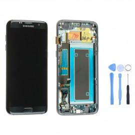 Ecran complet Samsung Galaxy S7 Edge Noir