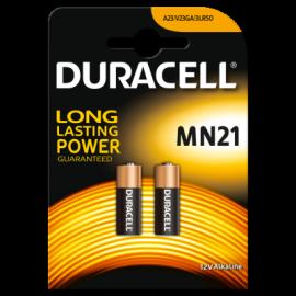 Lot de 2 piles MN21 Duracell