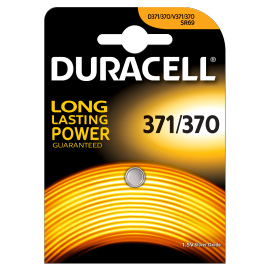 Pile 371/370 Duracell