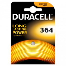 Pile 364 Duracell