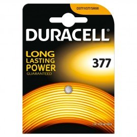 Pile 377 Duracell