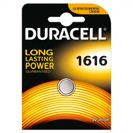Pile 1616 Duracell