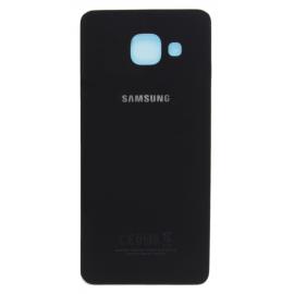 Vitre arrière Samsung Galaxy A3 2016 Noir