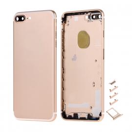 Coque arrière de remplacement iPhone 7 Plus Or